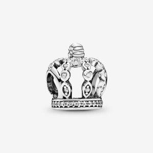 Pandora Jewelry - Pandora  Openwork Crown Charm